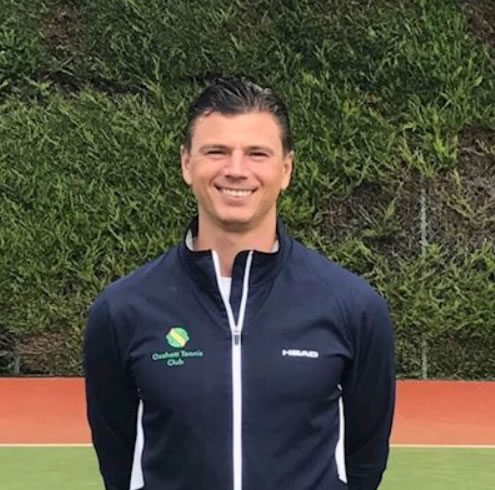 James Starr Tennis Coaching - Weybridge Cobham & Leatherhead Classes