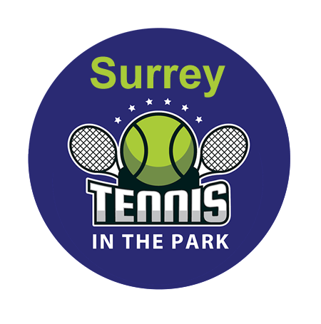 Surrey Tennis In The Park - Weybridge Cobham Leatherhead Tennis Lessons