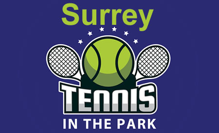 Surrey Tennis In The Park